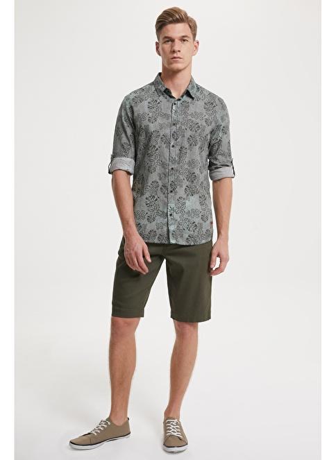 Lee Cooper Gömlek Haki